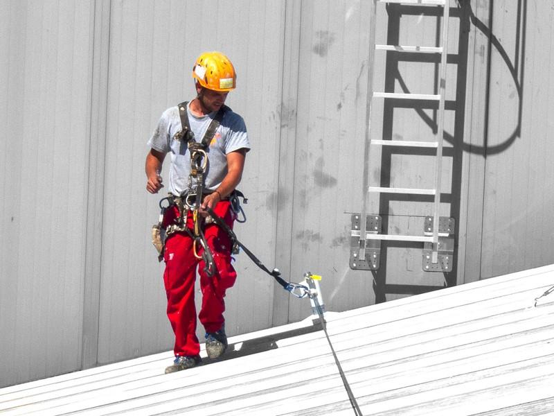 cursos de seguridad en cubiertas y tejados